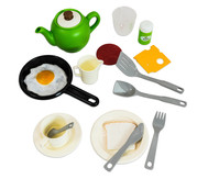 Frühstücksset, 18 Teile