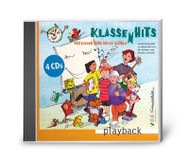 Playback CD-Paket: Klasse(n) - Hits