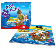 Riesenpuzzle Piraten