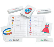 Flash Cards - Kleidung