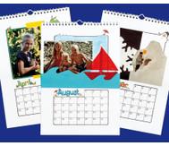 3 Blanko-Kalender