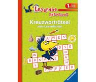 Leserabe Kreuzworträtselspaß, 1. Lesestufe