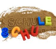 Sandformen Buchstaben A-Z, 26 Stück