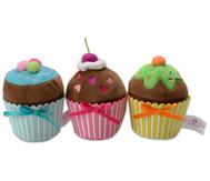 Muffins Set, 3 Stück