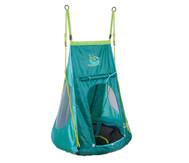 Nestschaukel mit Zelt