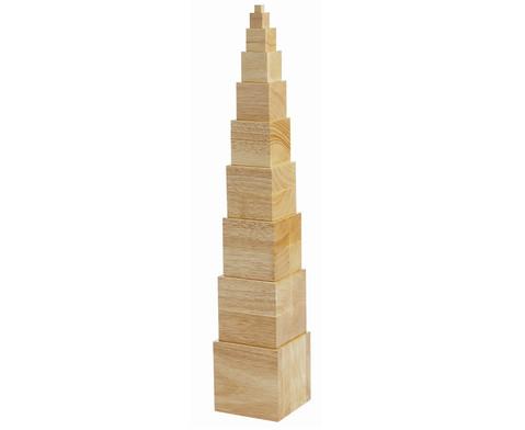Turm in natur