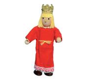 Biegepüppchen Königin