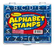 Alphabet-Stempel: Grossbuchstaben