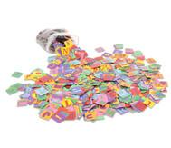 2000 Collage-Buchstaben