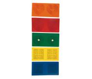 Tandem-Tafeln, 5 Stück