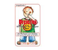Kartenspiele zur Sprachförderung - Dreierlei
