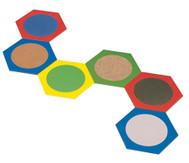Tastplatten für Barfüsser