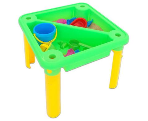 Sand- und Wasserspieltisch