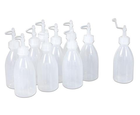 10 Leerflaschen im Set-1