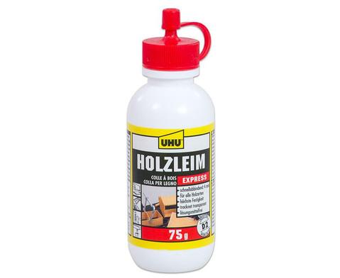 UHU Holzleim Express Flasche 75g