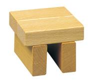 Bauspiel: Bausteine mit Bauplänen
