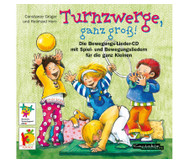CD: Turnzwerge, ganz gross!
