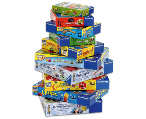 Riesen-Spiele-Set