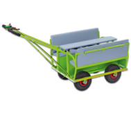 Krippenwagen, für 6 Kinder