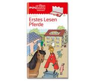 miniLÜK: Pferde Erstes Lesen