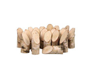 Material aus Holz