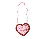 Herztaschen für 10 Kinder