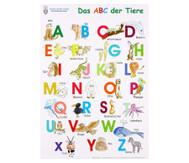 Das ABC der Tiere, Poster