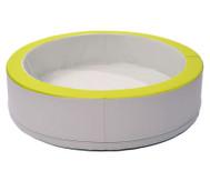 Bällebadkreis für ca. 1500 Bälle, Bezug schwer entflammbar