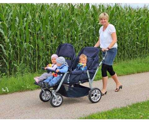 Krippenwagen fuer 4 Kinder-11