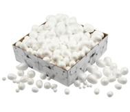 Styropor-Kugeln und -Eier, Grosspackung, 550 Stück
