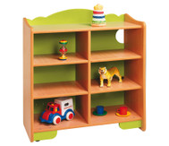 6-Fach-Verstau-Element
