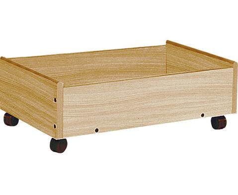 2er-Set Holz-Rollboxen