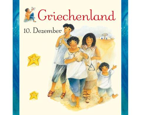 Weihnachten in aller Welt Adventskalender mit 24 Buechlein-19