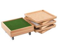 Fühl-Kisten-Set