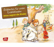 Bildkarten: Jesus segnet die Kinder