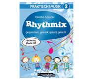 Buch + CD: Rhythmix: gesprochen, gereimt, gelernt, gelacht