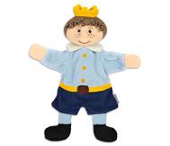 Handpuppe Prinz