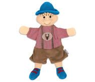 Puppen zur Sprachförderung