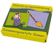 Bildkarten zur Sprachförderung: Zusammengesetzte Nomen