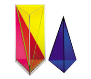 Gleichseitiges Prisma