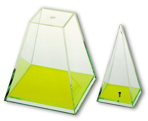 Vierseitige Pyramide 20 cm hoch-1