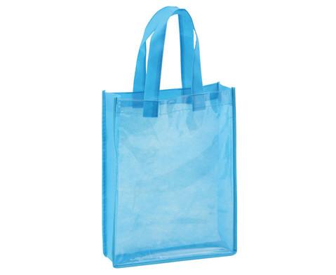 Blaue Tasche A4 Hochformat-1