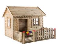 Spielhaus Lucas mit Veranda