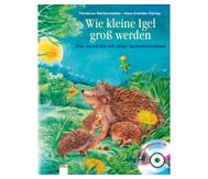 Buch+CD: Wie die kleinen Igel gross werden