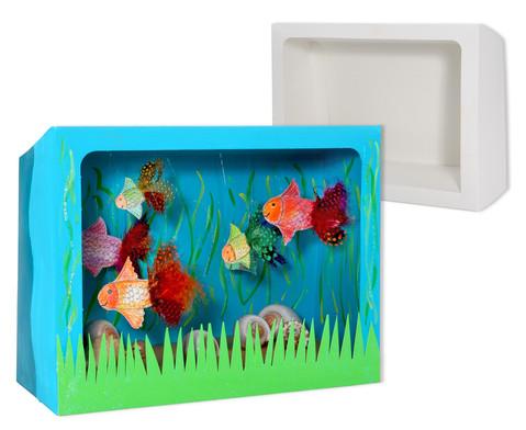 Bilder-Boxen blanko 12er-Set