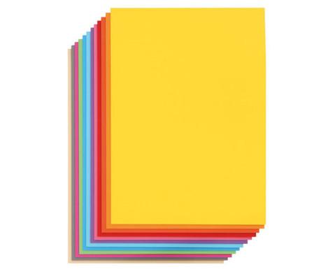 Tonzeichenkarton 120 Blatt oder Bogen-2