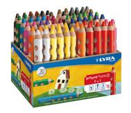 Lyra Groove Triple Box: 72 Stifte in 18 Farben