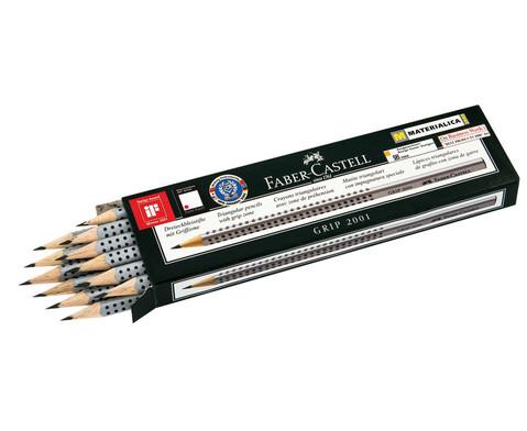 Grip-Bleistift  7 mm 12er-Pack