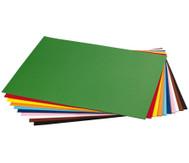 125 Bogen Fotokarton, 50 x 70 cm- kleines Set