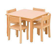 Möbel-Sparset Quadro - Sitzhöhe 26 cm